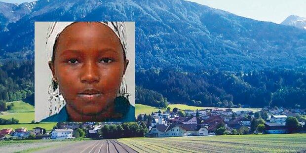 Heimweh nach Afrika –Mädchen weg