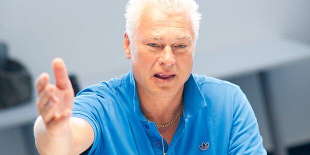 Toni Polster rechnet mit der Austria ab