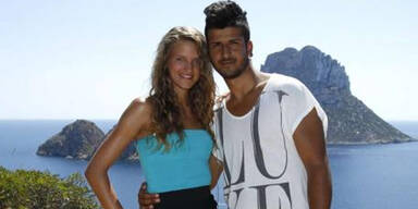 Popstars: erste Liebe Mira und Cem