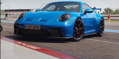 Alle Infos zum neuen Porsche 911 GT3