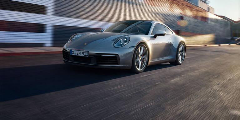 Neuer Porsche 911 endlich auch mit Schaltgetriebe