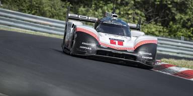 Porsche knackte Nordschleifen-Allzeitrekord!