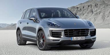 Facelift für den Porsche Cayenne