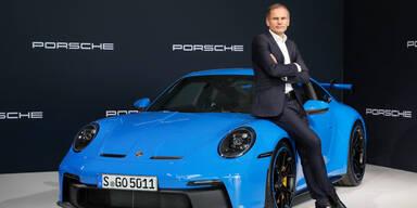 Porsche erzielte neuem Absatzrekord