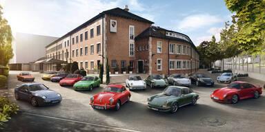GPS-Diebstahlschutz für Porsche-Klassiker