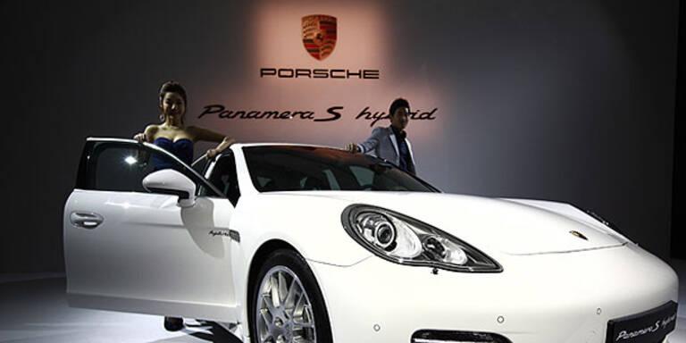 Porsche-Mitarbeiter: 7.600 Euro extra