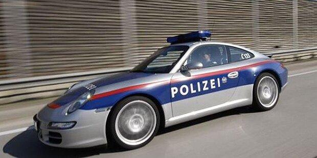 Polizei macht jetzt mit Porsche Jagd auf Raser