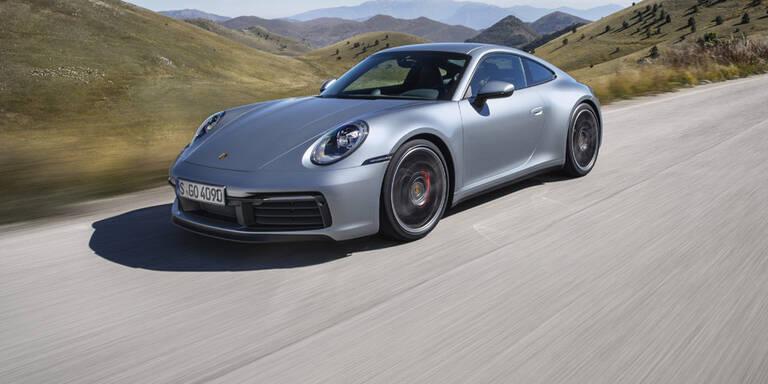 Alle Infos vom völlig neuen Porsche 911