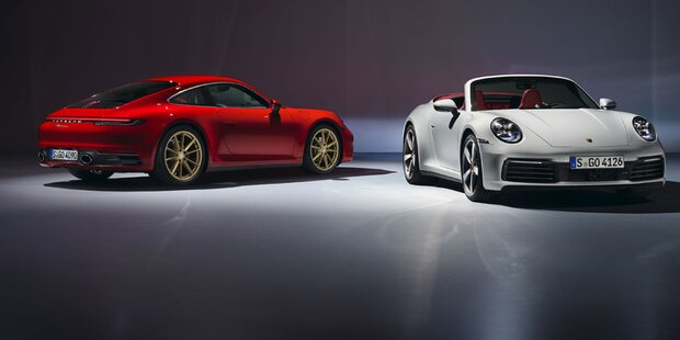 Neuer Porsche 911 nun auch als Basismodell