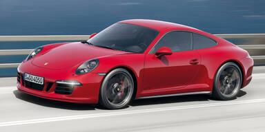 Porsche bringt neuen 911 Carrera GTS