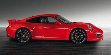 Mehr Leistung für den neuen 911 Carrera S
