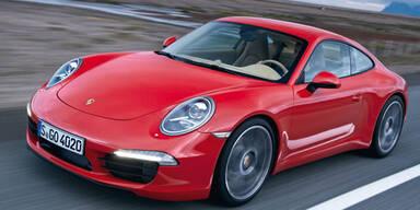 Neuer Porsche 911: Fotos, Preise und Infos