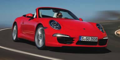 Alle Infos vom Porsche 911 Cabrio (2012)