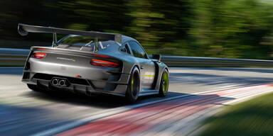 Diesen neuen Porsche kann man nur per E-Mail kaufen