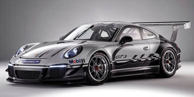 Porsche stellt den 911 GT3 RS Cup vor