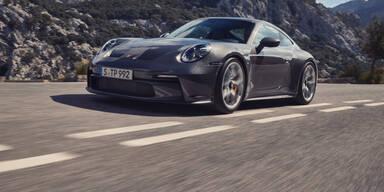 Neuer 911 GT3 jetzt auch ohne Flügelwerk