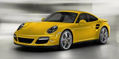 Porsche 911 Turbo bekommt Allradlenkung