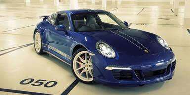 Porsche baut 911er im Facebook-Look