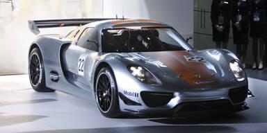 """Porsche bringt den """"Über""""-Hybrid-Sportler"""