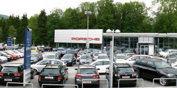 Porsche-Coup: Polizei tappt im Dunkeln
