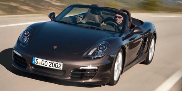 Alle Infos vom neuen Porsche Boxster