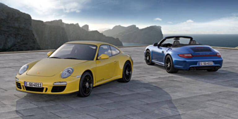 Porsche Carrera 4 GTS als Coupé & Cabrio