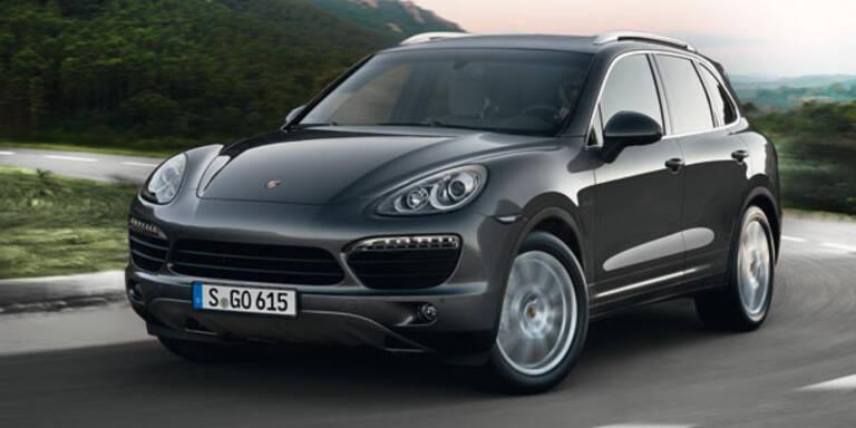 382 PS: Porsche bringt stärksten Diesel der Welt