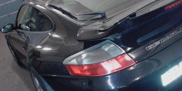 Koks-Dealer tappen in Polizei-Falle