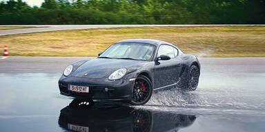 """""""Porsche LIVE""""-Event 2012 in Spielberg"""