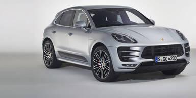 Porsche schärft den Macan Turbo nach