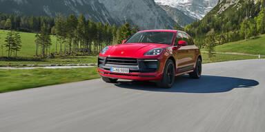 Zweites Facelift für den Porsche Macan