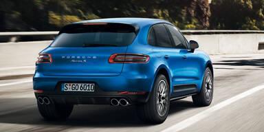 Porsche Macan legt bei uns Rekordstart hin