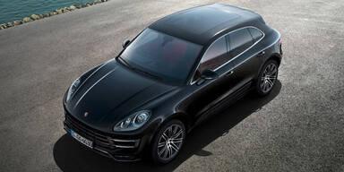 Porsche Macan wird noch sportlicher
