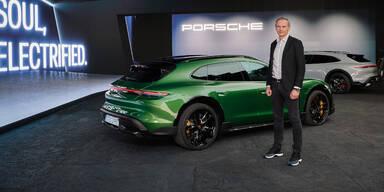 Porsche stockt seinen Anteil bei Rimac auf