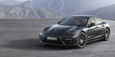 Porsche ruft 74.500 neue Panamera zurück