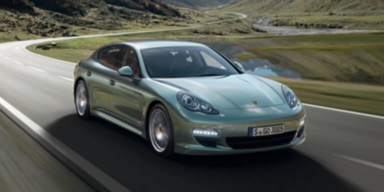 Jetzt kommt der Porsche Panamera Diesel