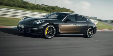 Porsche bringt einen Luxus-Panamera