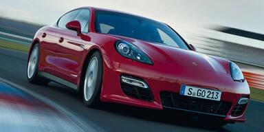 Weltpremiere des Porsche Panamera GTS