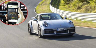 Porsche rüstet seinen digitalen Fahrtrainer auf