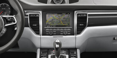 Endlich: Porsche navigiert in Echtzeit
