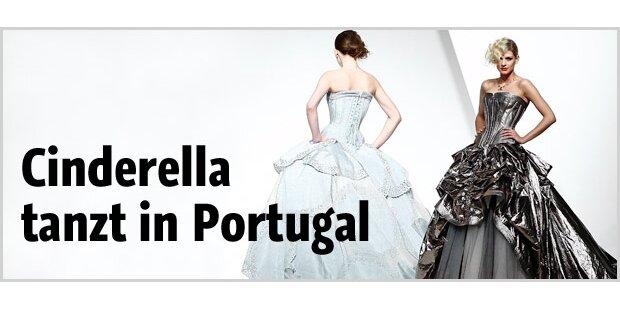Bezaubernde Märchen-Looks in Portugal
