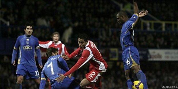 Portsmouth fechtete Europacup-Sperre bei FA an