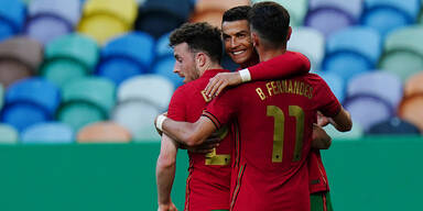 Ronaldo & Co. schießen sich für EURO warm