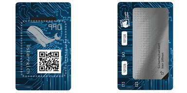Post bringt Briefmarke mit NFC-Chip & Krypto-Technik