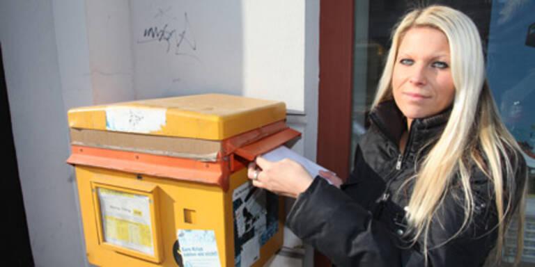 Post steigert Gewinn.