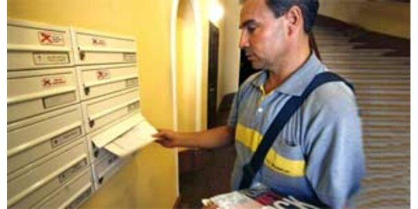 Post baut bis 2012 1.700 Mitarbeiter ab