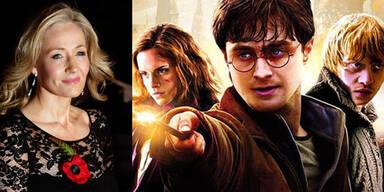 J.K. Rowling und Harry Potter