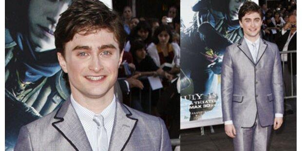 Daniel Radcliffe findet sich unschön