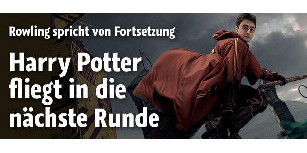 Potter-Fortsetzung nicht ausgeschlossen