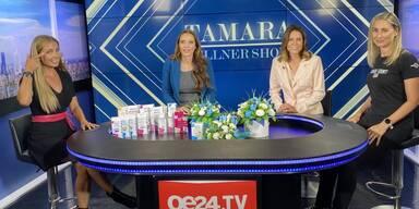 Powerfrauen zu Gast in der Tamara Fellner Show